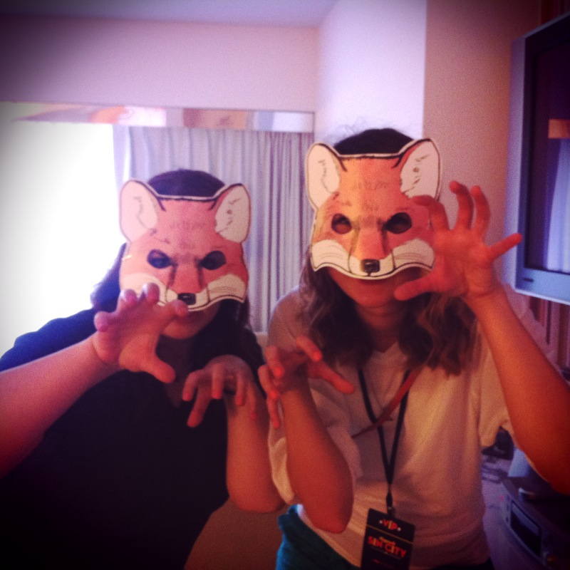 bcbgeneration foxes