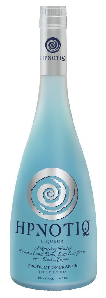 blue bottle hpnotiq