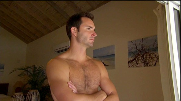 chris shirtless bachelorette