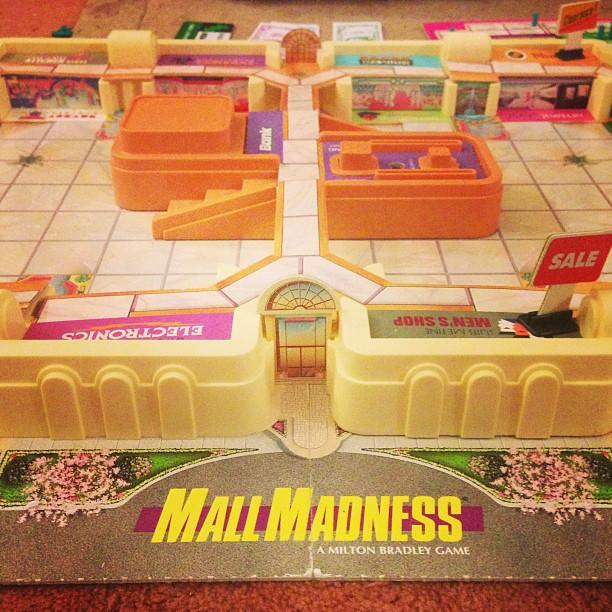 Mall Madness via Apocalypstick instagram