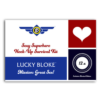 Lucky Bloke condom